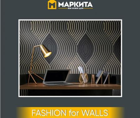 Каталог тапети Fashion for walls