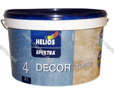 Боя ефектна Spektra Decor Topaz Gold 2л