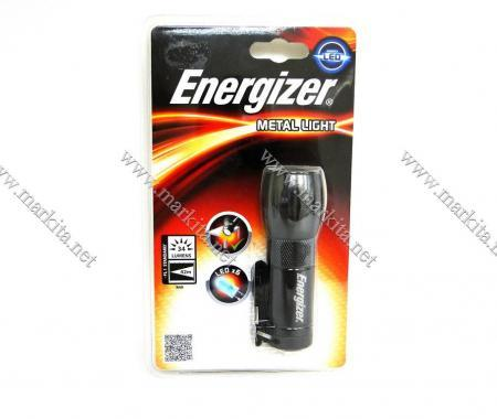 Фенер Energizer Small Metal Light