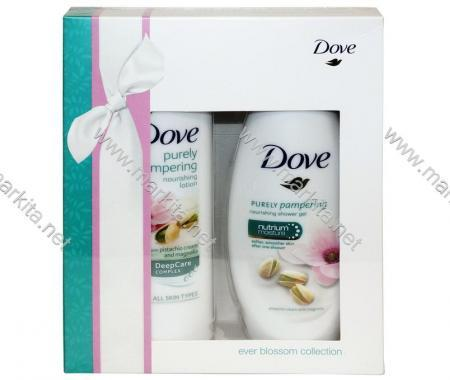 Комплект Dove Pampering 3339