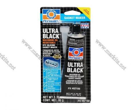 Силикон Permatex Ultra Black 95гр. 82180